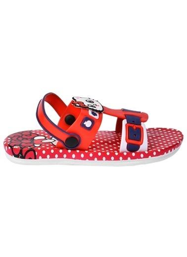 Kiko Kids Kiko Akn E240.008 Plaj Havuz Kız Çocuk Sandalet Terlik Kırmızı